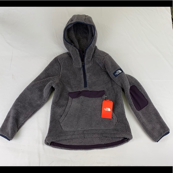 5d06add1c Campshire Hooded Pullover Fleece by North Face NEW Boutique